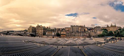 Edinburgh by varunabhiram