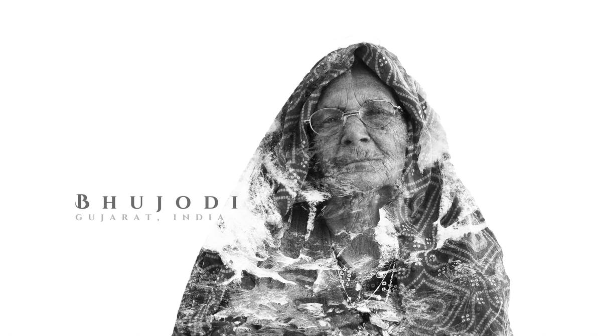 Bhujodi Woman by varunabhiram