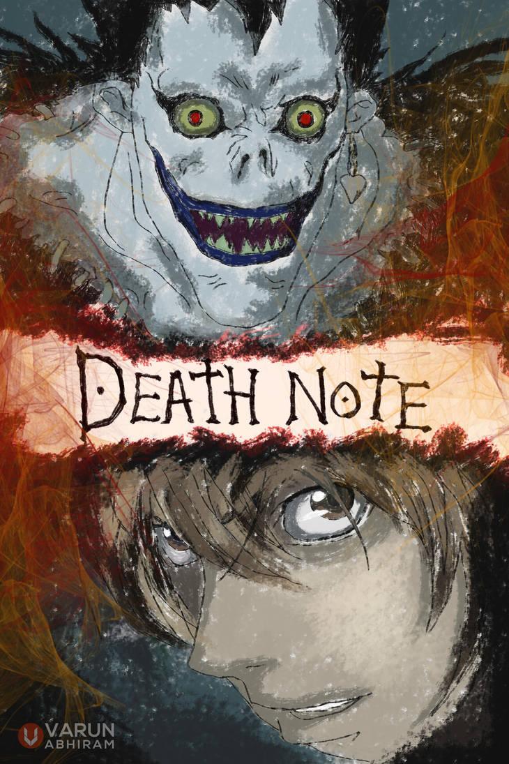 Death Note by varunabhiram