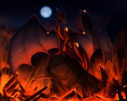 The Daemon by DraconicXeno515