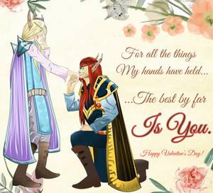 My Forever Valentine by Jaytham-Firestar