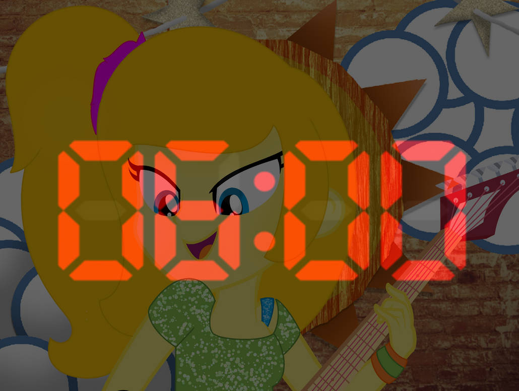 Five Nights at Bearverly's 4 Song - I Got No Time by yaya54320