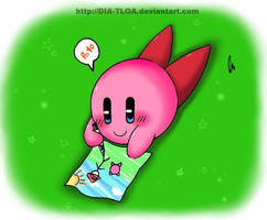 Kirby Paint :D by DIIA-Starlight