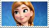 Frozen: Anna Stamp by DIIA-Starlight