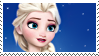 Frozen: Elsa Stamp V2 by DIIA-Starlight