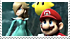 MarioXRosalina 2 (SSB4) stamp by DIIA-Starlight