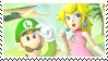 Luigi X Peach (MTUS)Stamp 10 by DIIA-Starlight