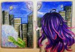 Unreachable Night by AtelierAni