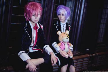 Diabolik Lovers: Vampire Brothers by arisatou