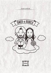 Omer ve Burcu by semikz