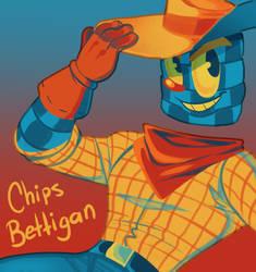 Chips Bettigan by MarlArtsCE