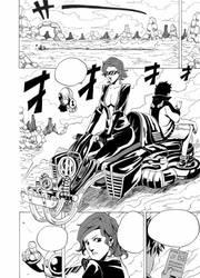 Manga: Last Adventure by Tadjah