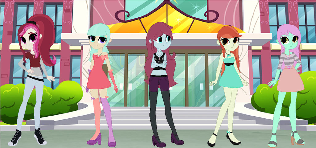 Cool Girls by OtayuriPlisetsky