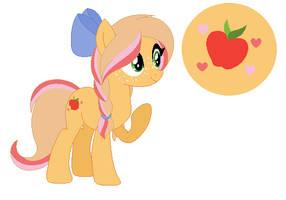 Loving Apple by OtayuriPlisetsky