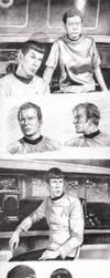 Star Trek TOS study-dump .1. by Mai-Raven