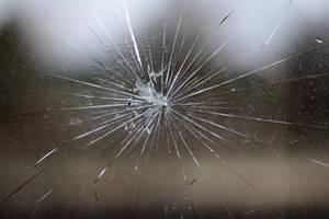Broken Glass 05 by SuperStar-Stock