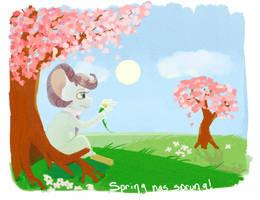 Springtime! by vela-novas
