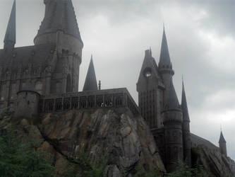 Hogwarts Castle by Rachel827123