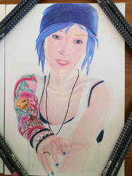 Chloe Price by meneiyos