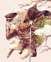 shotarumaru by parrareru