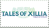 Tales of Xillia Fan Stamp by EngelchenYugi