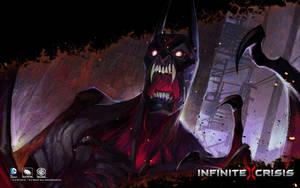 Nightmare Batman by DieGuardian
