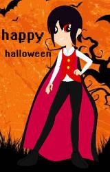 Happy Halloween! by antopainter14