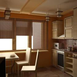 kitchen by smilekins