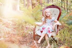 Alice in Wonderland by lauzphotography