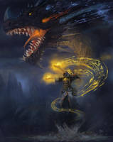 Fantasy Earth Zero Sorcerer by 0BO
