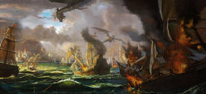 sea war by 0BO