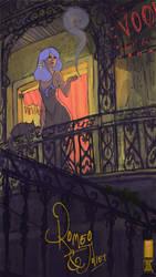 Juliet of Magnolia Lane by UlaFish