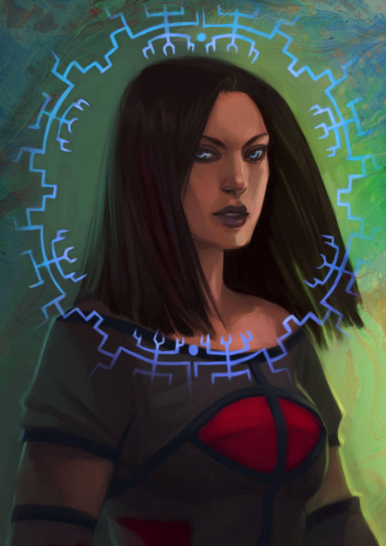 DianaHold Commission: Kaelee by UlaFish