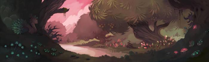 Goblin's Swamp by UlaFish