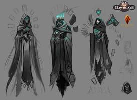 Curator Sketches by UlaFish