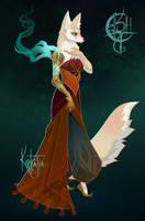 Magi-tech Princess Adopt [CLOSED] by UlaFish
