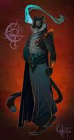 Magi-tech Tiger Lord Adopt [CLOSED] by UlaFish