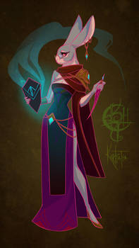 Magi-punk Scholar Adopt [OPEN] by UlaFish