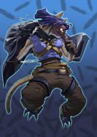 Alter Crow by Purpleground02