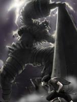 SotC: Gaius by Purpleground02