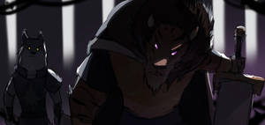 [Armello] The King 3 by Purpleground02