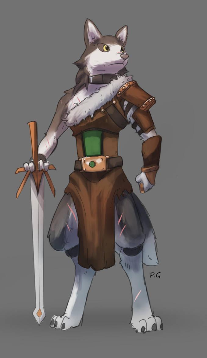 [Commission] Caelum by Purpleground02