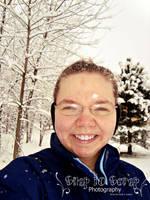 Snow Keeps Falling on My Head by SarahCB1208