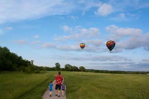 Balloon Flight by SarahCB1208