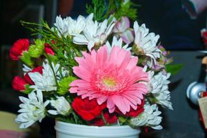 Birthday Flowers by SarahCB1208