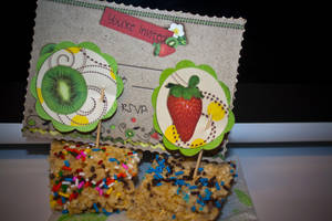 A Little Rice in Your Krispie by SarahCB1208