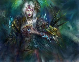 The Necromancer by Junedays