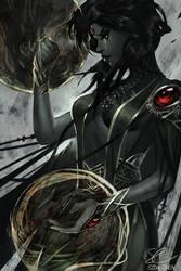 Raven by Junedays