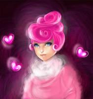 Marshmallow Girl by Kipichuu