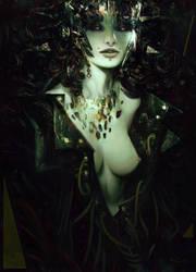 Lady Le Fay by RafSarmento